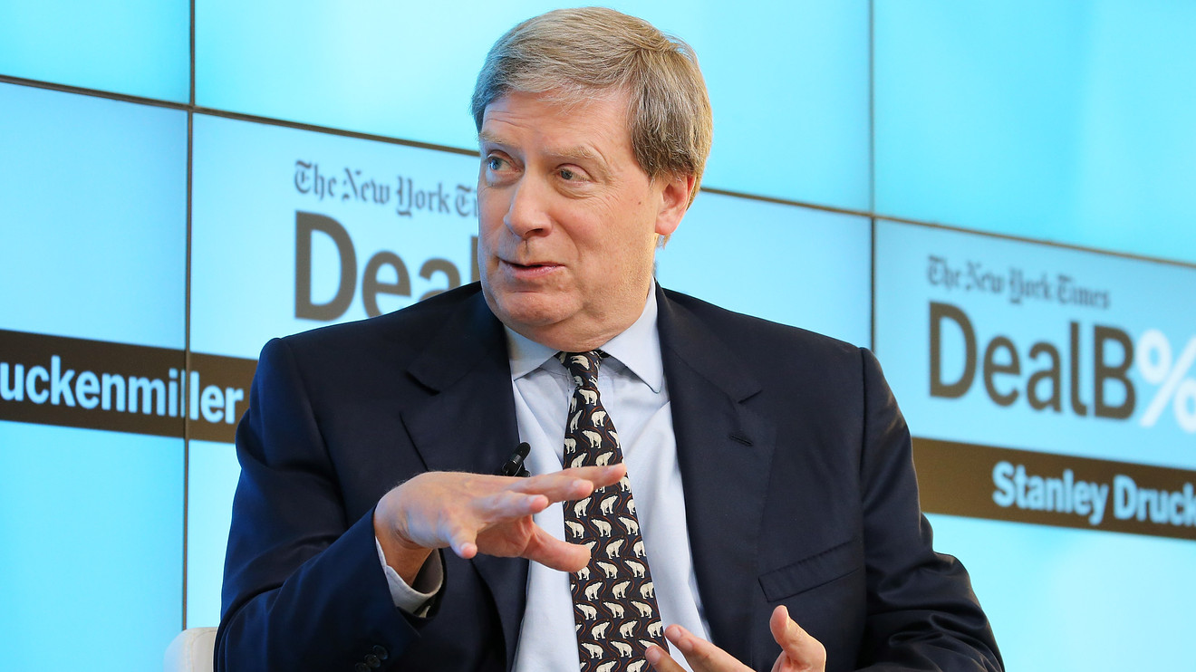 Druckenmiller seems poised to make a killing on gold