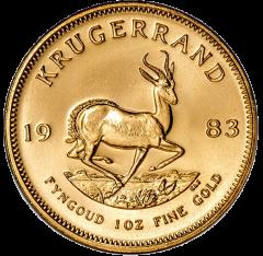 South African Mint - Gold Krugerrand