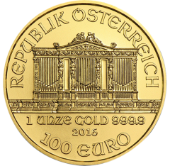 Austrian Mint - Gold Philharmonic 1 oz