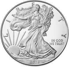 United States Mint Proof Silver American Eagle 1 oz