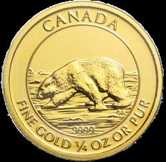 Royal Canadian Mint - Gold Polar Bear