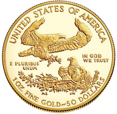 United States Mint - Gold American Eagle 1 oz