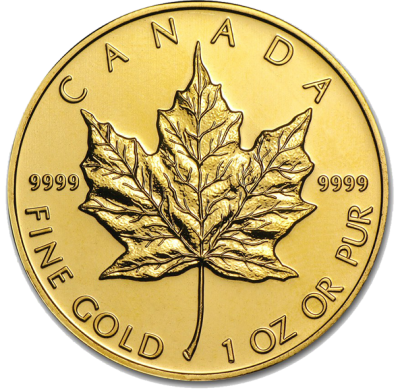 Royal Canadian Mint - Gold Maple Leaf
