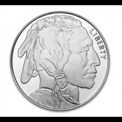 Silver Buffalo Rounds