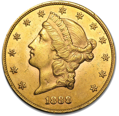 United States Mint - Liberty Gold Double Eagle