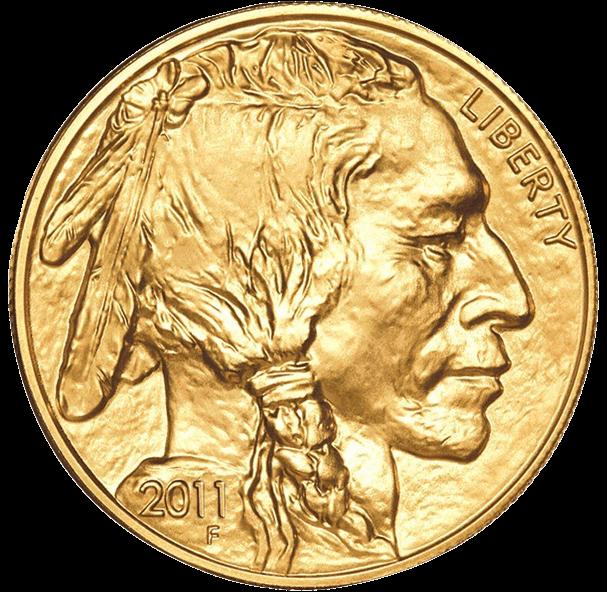 United States Mint - Gold American Buffalo 1 oz