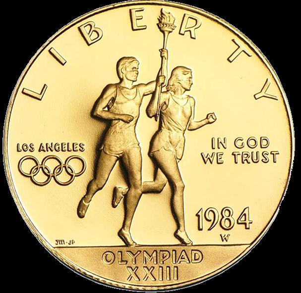 United States Mint - Gold US BU Proof $10