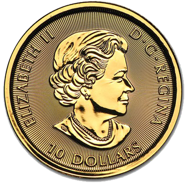Royal Canadian Mint - Gold Gyrfalcon
