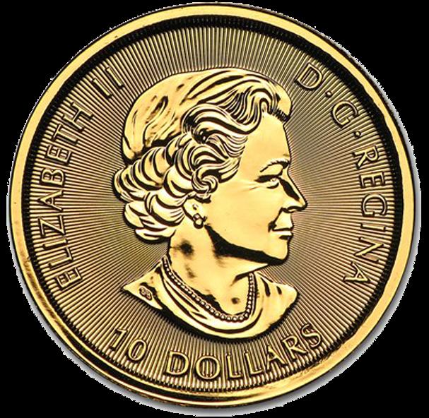 Royal Canadian Mint - Gold Gyrfalcon