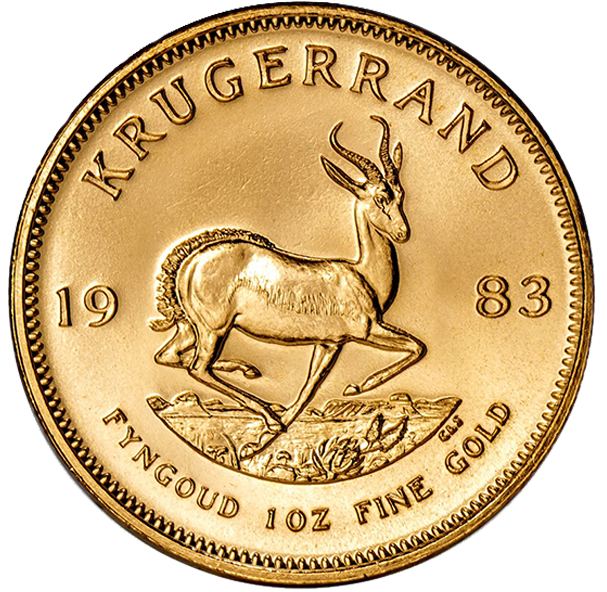 South African Mint - Gold Krugerrand