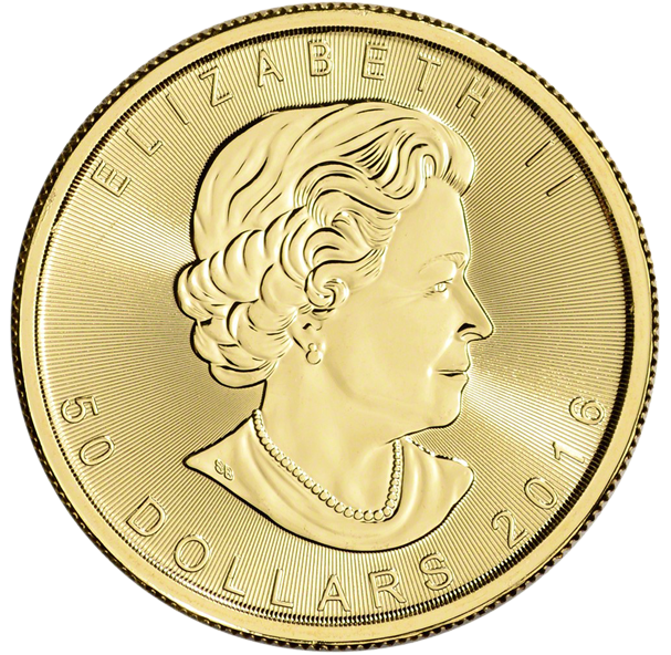 Royal Canadian Mint - Gold Maple Leaf