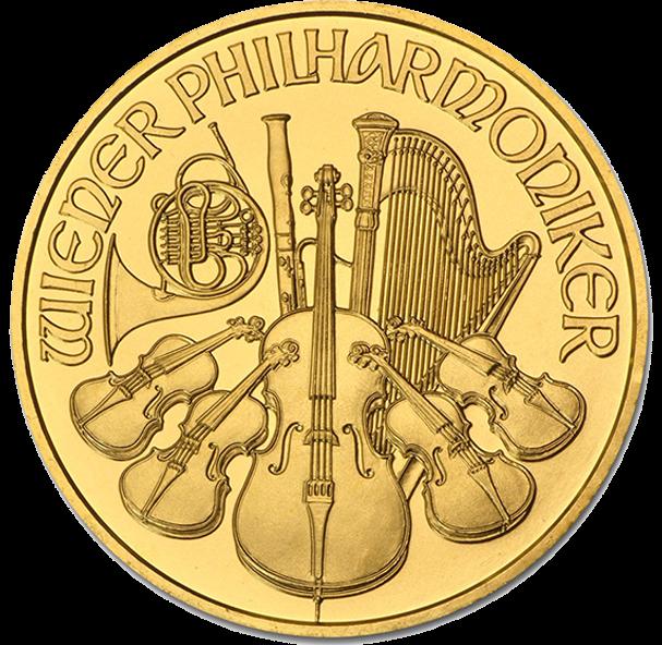 Austrian Mint - Gold Philharmonic 1 oz