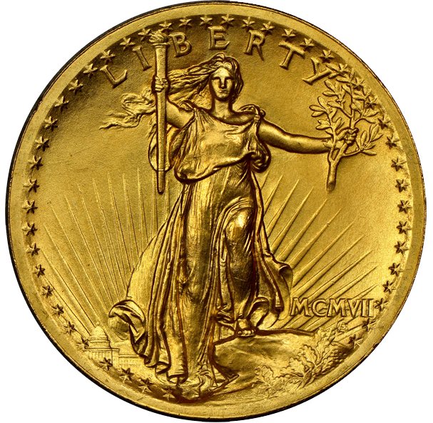 1933 St. Gaudens - Gold Double Eagle