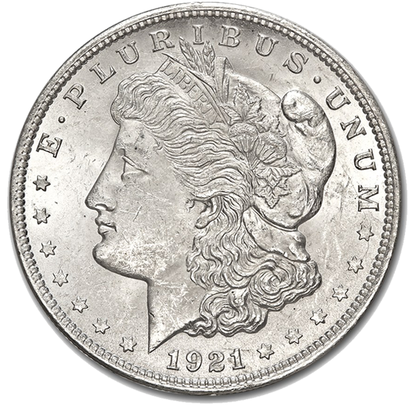 United States Mint - Morgan Silver Dollar