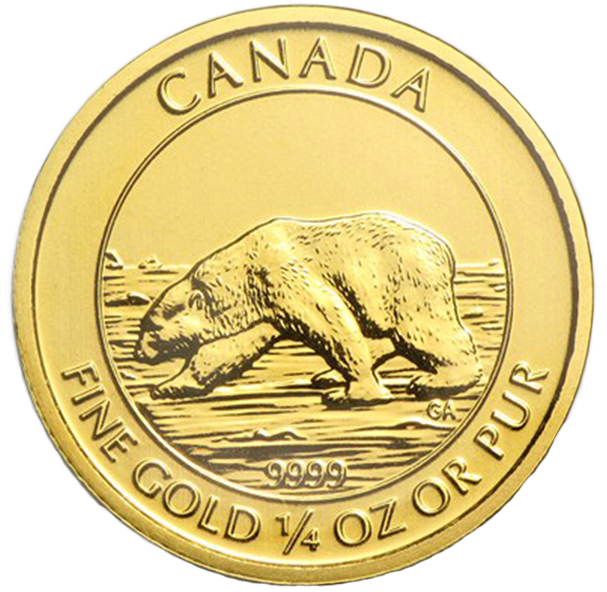 Royal Canadian Mint - Gold Polar Bear