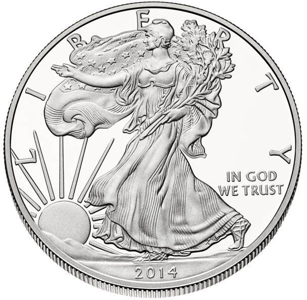 United States Mint - Silver American Eagle 1 oz