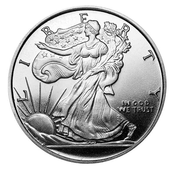 United States Mint - Silver Walking Liberty Half Dollar