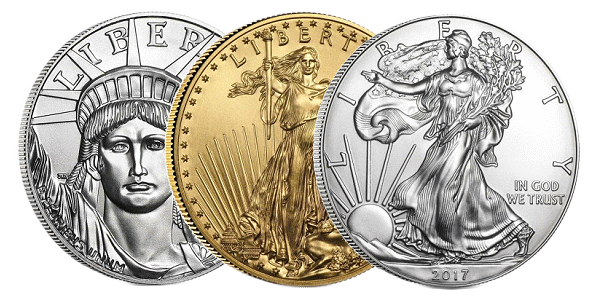 Patriot Gold Group Coins