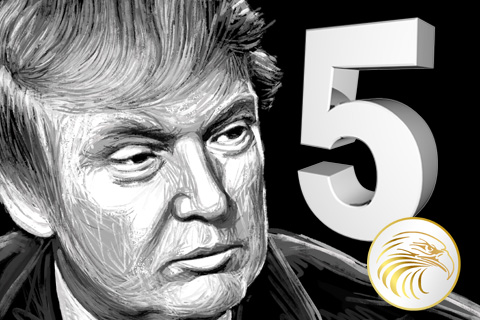 5 Reasons Gold Will Have a Bright and Lustrous Outlook Even If Trump Fails
