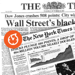 Stock and bond markets are doing a strange thing that is reminiscent of the 1987 crash