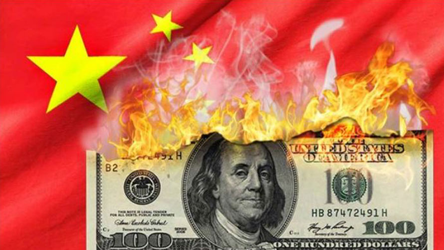 China moves to destroy U.S. Dollar as they launch the gold-backed Petro-Yuan
